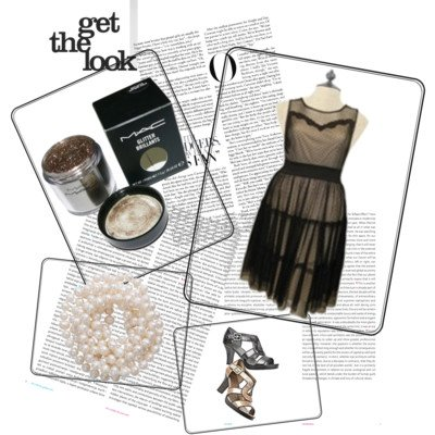 Singing Engagement Dress
