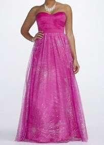 Plus Size Prom Dresses: David\'s Bridal - CeCe Olisa