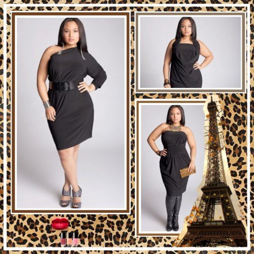 Plus Size Kaori Infinity Dress by IGIGI