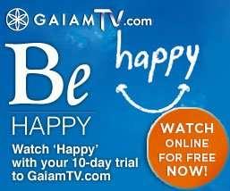 Happiness Film On GaiamTV