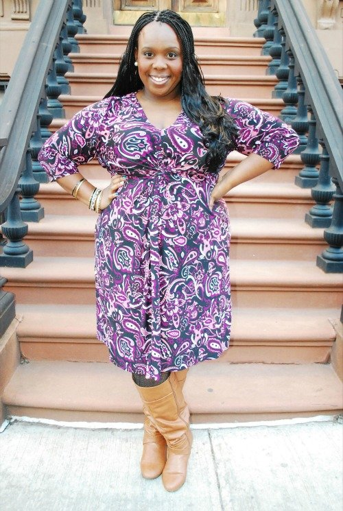 Paisley Dress Full Length 6