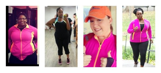#PSPfit Plus Size Princess Fitness Bootcamp Lane Bryant Active