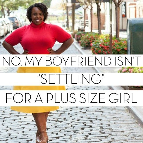 fat girl dating a skinny guy tumblr