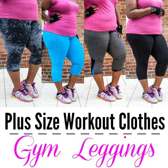 plus size workout clothes gym leggings p