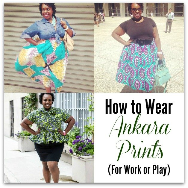 How to Wear African Ankara Prints For Work or Play