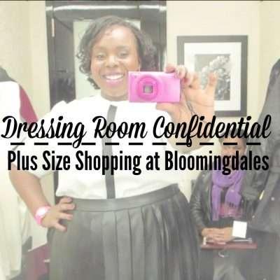 Dressing Room Confidential Bloomingdales