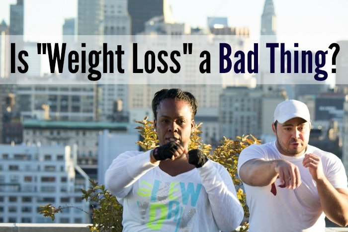Is Weight Loss a Bad Thing