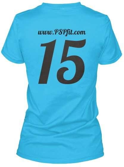 2015 tshirt #PSPfit Plus Size Fitness