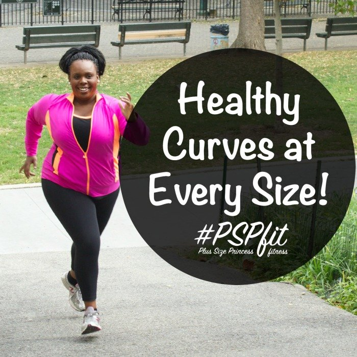 CeCe Olisa #PSPfit Healthy Curves at Every Size