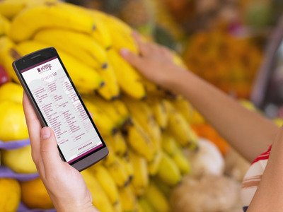 Clean Eating Grocery Lists Created by Abra Pappa #PSPfit Plus Size Fitness