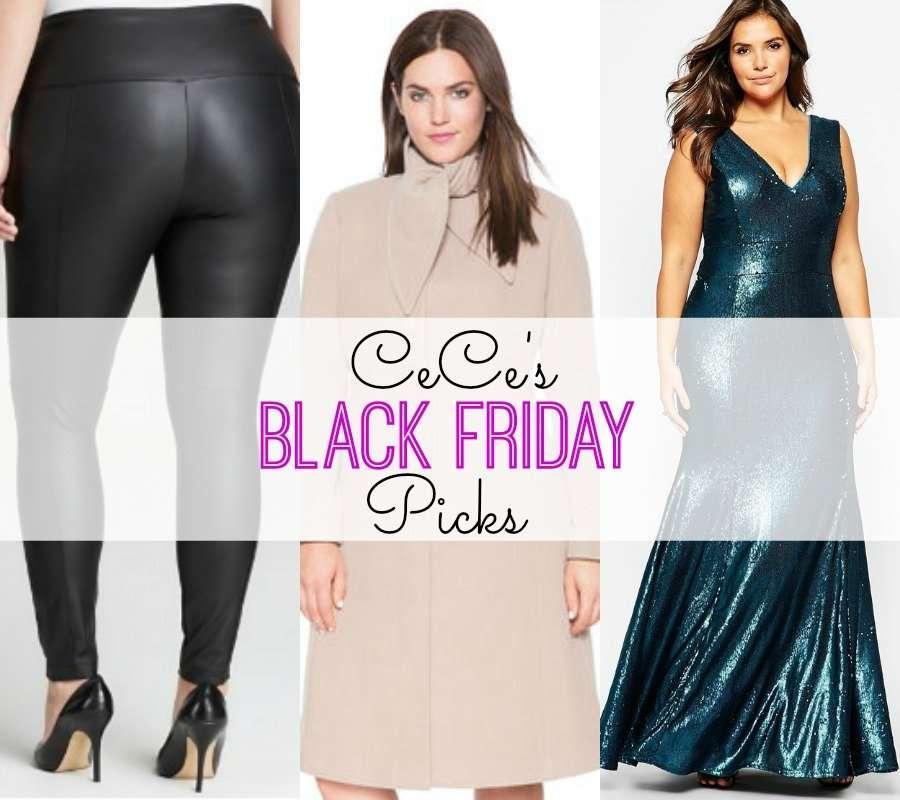 CeCe's Plus Size Black Friday Picks