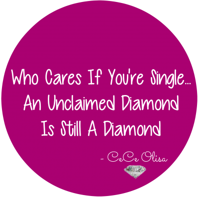 Who Cares if Youre Single Diamons