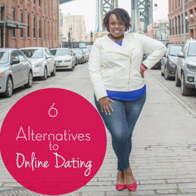 CeCe Olisa - 6 Alternatives to Online Dating
