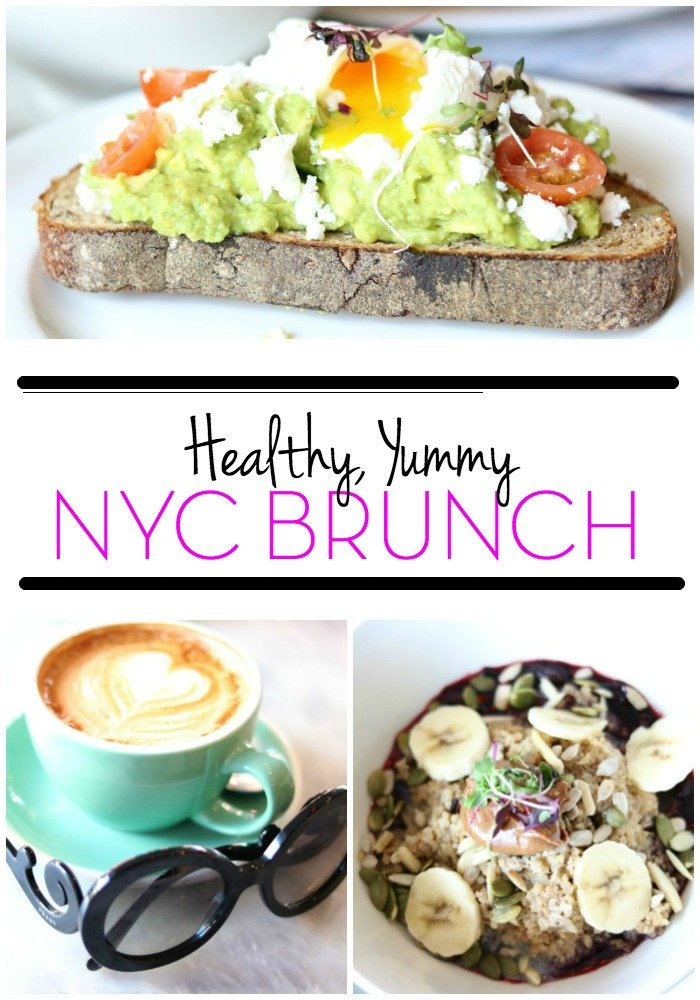 Healty Yummy NYC Brunch