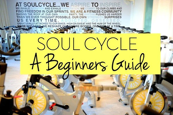 beginners guide soul cycle
