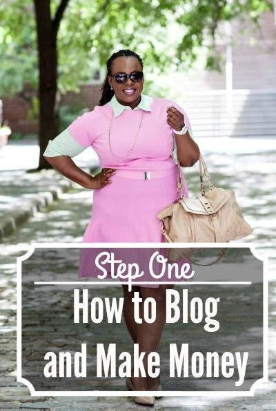 How to Blog and Make Money CeCe olisa 1