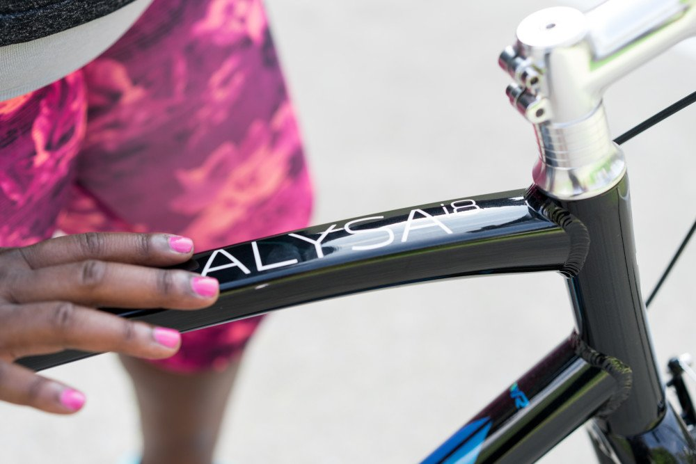 Raliegh Bike Alyssa i8