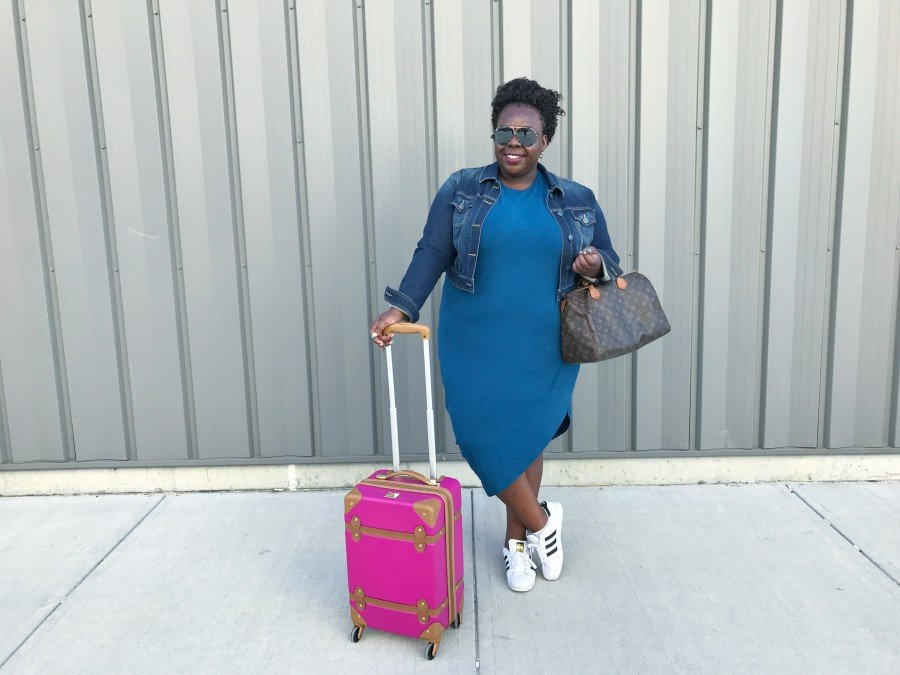 CeCe Olisa Travel Luggage Guide 2