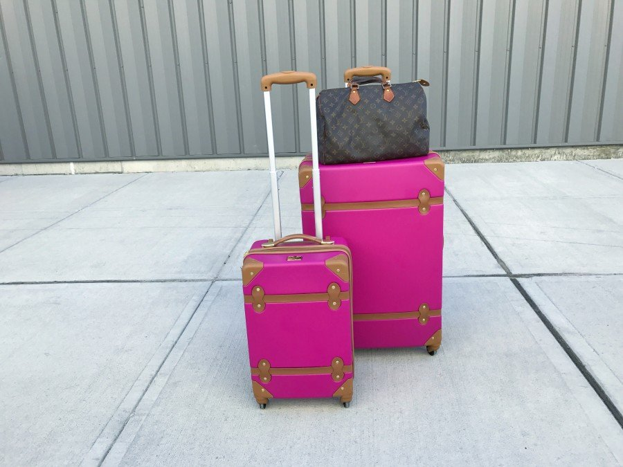 CeCe Olisa Cute Luggage Guide