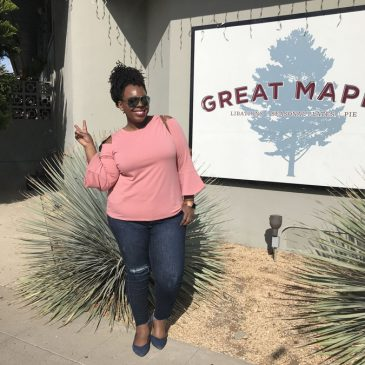 TRAVEL DIARY: BRUNCH AT GREAT MAPLE IN SAN DIEGO