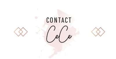 Contact CeCe