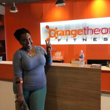 I Tried Orange Theory Fitness: Plus Size Review