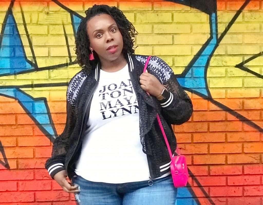 Varsity Jackets For Plus Size Girls Cece Olisa