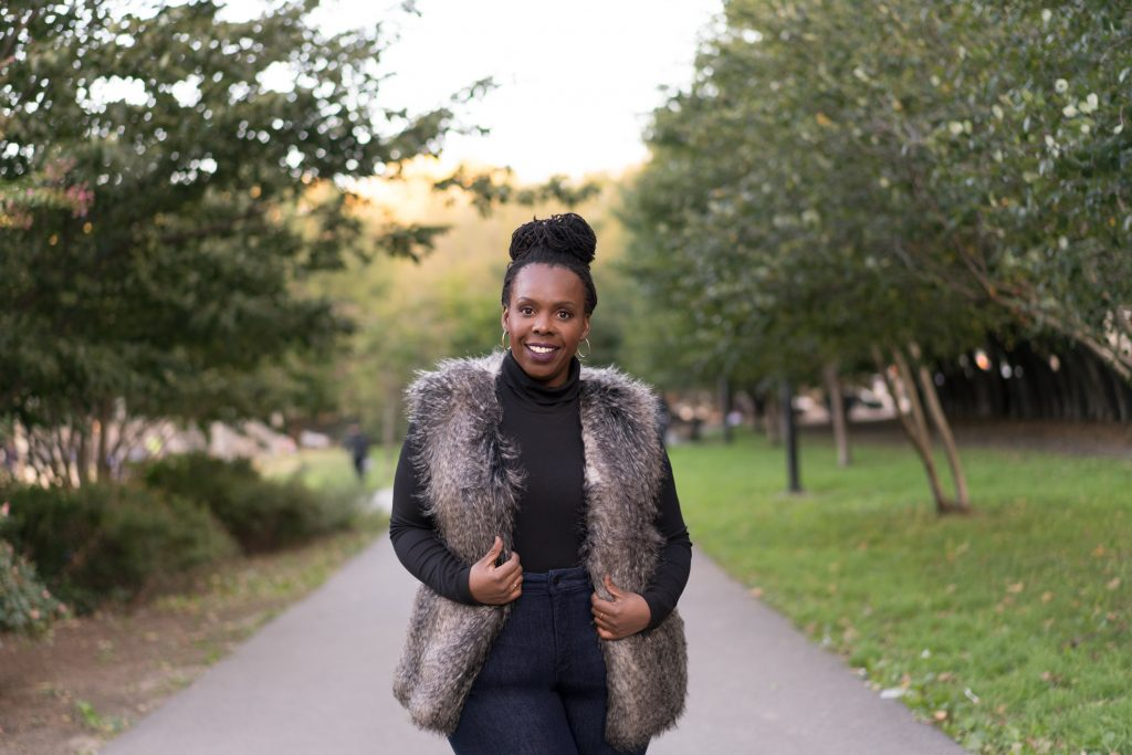 Fall Fur with Bloomingdales | CeCeOlisa.com #PlusSize #PlusSizeFashion #FallFashion #PlusSizeFallFashion #Bloomingdales