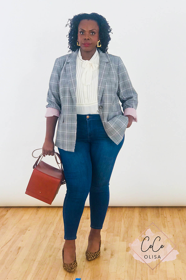 How To Create a Fall Plus Size Capsule Wardrobe | CeCe Olisa #PlusSize #PlusSizeFashion #PlusSizeCapsuleWardrobe
