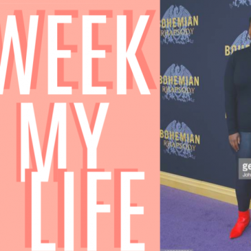 A Week In My Life: Walking My First Red Carpet + New Apartment