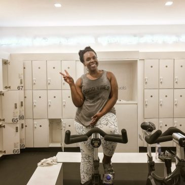 I Tried SoulCycle, Here's What Happened: Plus Size Review