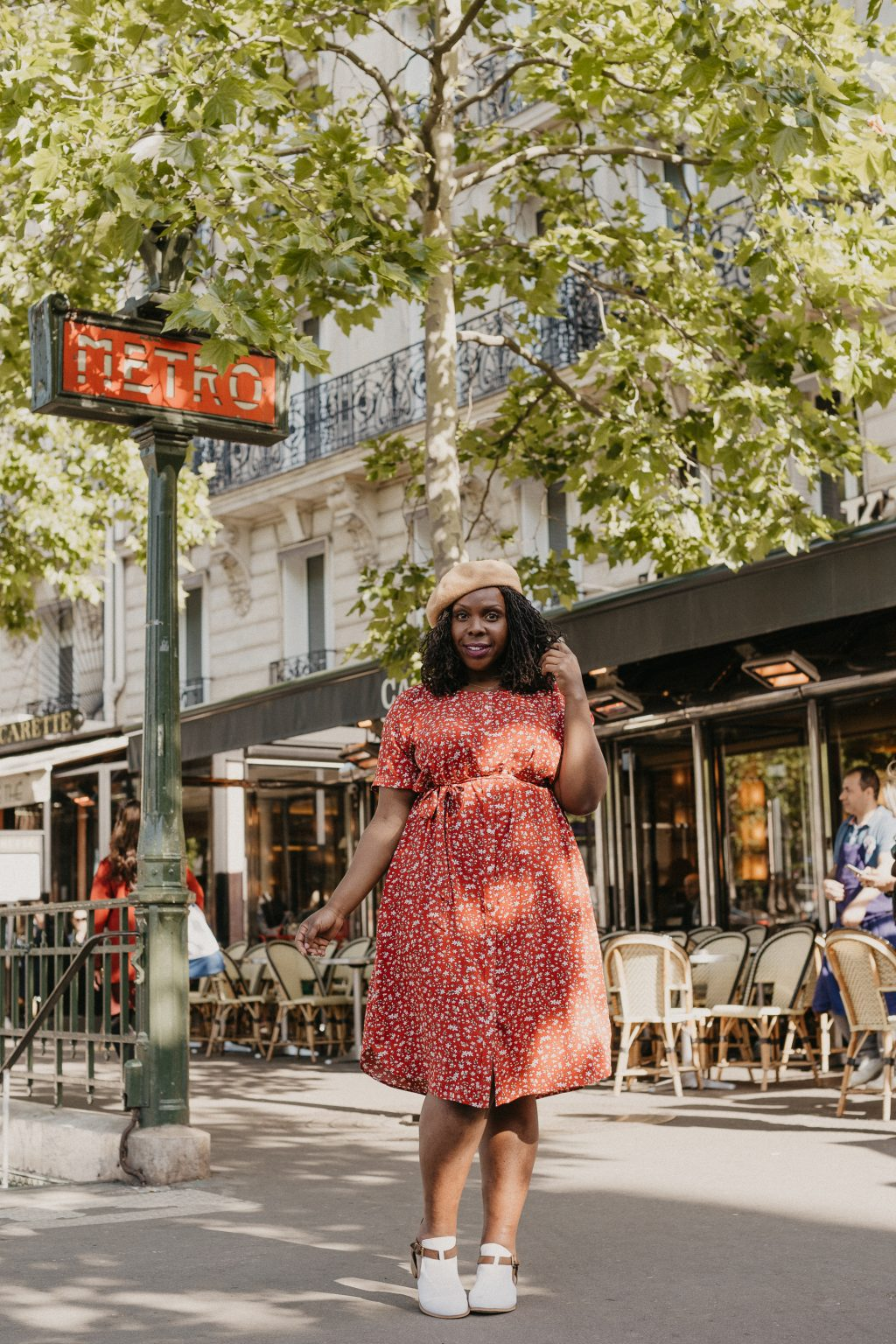 How To Dress Like A French Woman Plus Size Fashion Cece